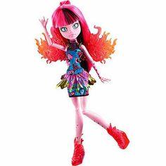 Monster High Inner Monster Fearfully Feisty 'n Mad Love Doll