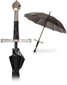 Parapluie-épée...