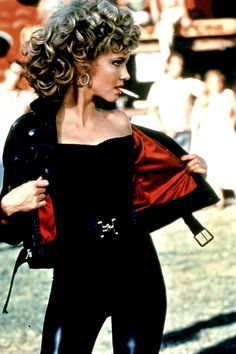 Olivia in Grease, 1978