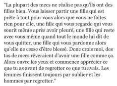 French Words, French Quotes, Citation Pour Son Ex, Sad Quotes, Love Quotes, Say More, True Feelings, Love Words, Breakup