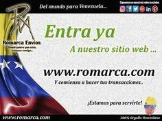 Tasas de cambio 06:00pm (6001BsF x $ 6742BsF x €) #RomarcaEnvios