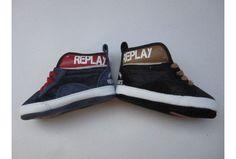 b934bfc70bc βρεφικά παπουτσάκια αγκαλιάς Replay για αγόρια. Serafino Shoes