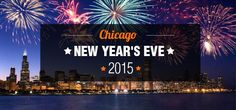 Looking for somewhere to ring in the new year? Check out this list! #NewYears #Chicago