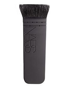 Nars kabuki =This is a great brush for contouring and bronzing.