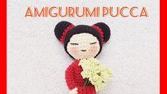 AMIGURUMI PUCCA (ADULT VERSION)