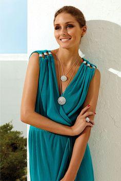 Olivia Palermo - Carrera y Carrera Mediterraneo Fine Jewelry