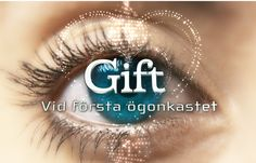 """Mazily hjälper SVT att hitta nya modiga singlar till kärleksexperimentet """"Gift vid första ögonkastet""""!  Vill du verkligen hitta kärleken, är du ärlig, reflekterande, intresserad av självutveckling och redo att prova något radikalt annorlunda!?  Anmäl dig nu på http://svt.se/giftvidforsta! #giftvidförsta"""
