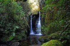 Cachoeira das Andorinhas  -  Piquete - SP, Brasil.   ♥♥