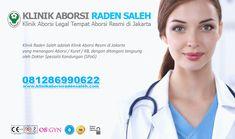 INFORMASI SEPUTAR KLINIK ABORSI RADEN SALEH JAKARTA
