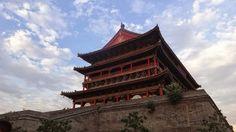 Xian: Muralla, Torre de la Campana y Torre del Tambor