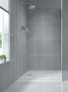 120 Stunning Bathroom Tile Shower Ideas (77)