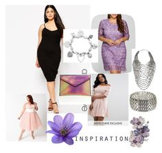 """""""Untitled #84"""" by sabii-dlii ❤ liked on Polyvore featuring ASOS Curve, Marina Rinaldi, Avenue, Rebecca Minkoff, ChloBo and plus size dresses"""