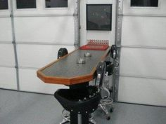 5 Cool Ideas to Turn Your Garage Into a Game Room