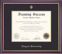Framing Success Windsor Diploma Frame