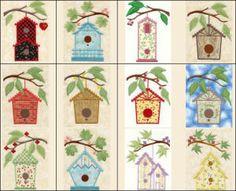 Best For Birds Nest Pocket Coconut Fiber Birdhouse Nest Material ... : birdhouse quilts - Adamdwight.com
