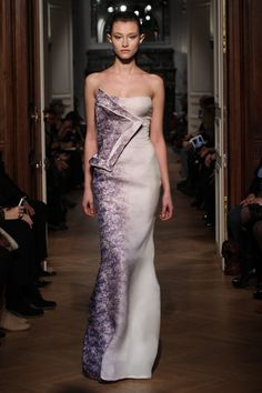 Tony Ward Couture Spring Summer 2014 Collection I Style 05