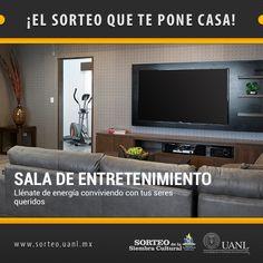 Disfruta de la comodidad de este espacio. Compra tu boleto: http://www.sorteo.uanl.mx/compra-tu-boleto/