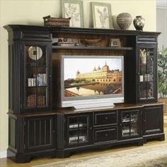 Find This Pin And More On Living Room Help Me Decorate The Top Of My Entertainment Center