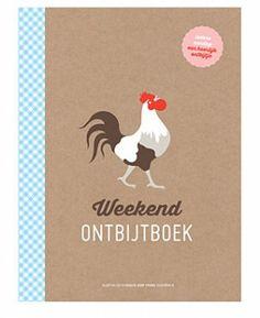Ontbijtboek van Uitgeverij Snor Stippels Webshop