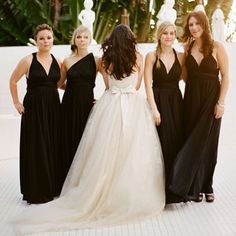 59 Reasons Black Is The Chicest Wedding Color