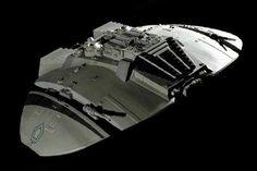 Cylon Raider - Battlestar Galactica (US TV 1978)
