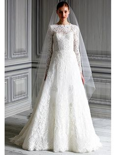 1000  images about Bridal dresses on Pinterest | Runway, Wedding ...
