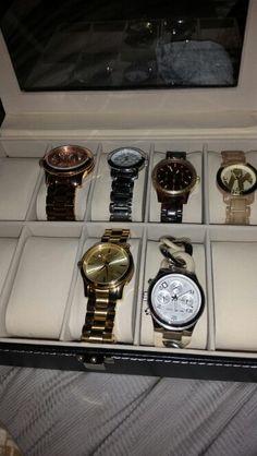 Vonne MK collection of watches!