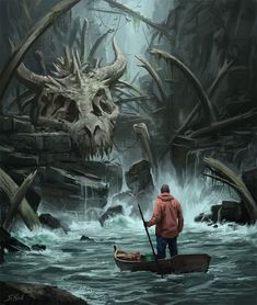 fantasy art Stefan Koidl Continues To Create Spooky Illustrations, And You Shouldnt Click If Youre Easily Frightened Fantasy Concept Art, Dark Fantasy Art, Fantasy Artwork, Dark Art, Final Fantasy, Fantasy Art Landscapes, Fantasy Landscape, Fantasy Places, Fantasy World