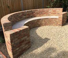 Garden Design and Build all-in-one solution based in Salisbury, Wiltshire Brickwork, Bespoke Design, Outdoor Sofa, Garden Design, Landscape, Architecture, Wood, Building, Modern