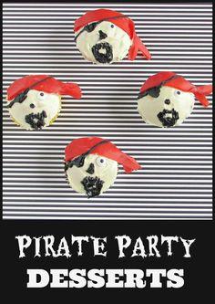 Pirate Party Dessert