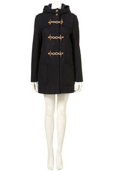 2d0cf707a51 wool toggle duffle coat  150 Duffle Coat