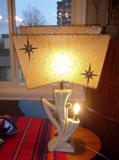 Atomic / Possibly Majestic 1950's / Mid Century by TikiTiger, $150.00