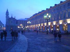 Piazza San Carlo - Turin/Torino