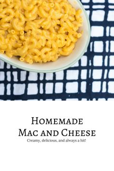 My Aunt Margaret has the best homemade Mac and Cheese every holiday. Finally after years of attempting, I finally have it right! Instant Pot Dinner Recipes, Side Dish Recipes, Easy Dinner Recipes, Appetizer Recipes, Best Mac And Cheese, Mac And Cheese Homemade, Easy Snacks, Easy Meals, Food For A Crowd