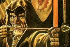 mike grell longbow hunters | Arrow: The Morality of Vigilantism