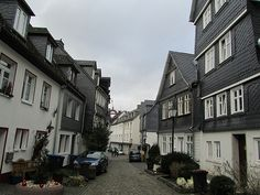Germany - Siegen - Old Town. I've been on this street