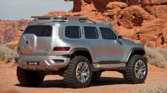 Revealed: Mercedes 'Ener-G-Force' - BBC Top Gear