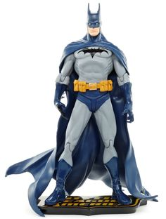"""DC Direct Justice League of America Series 2 BATMAN 6.75"""" Action Figure 2008 #DCDirect"""