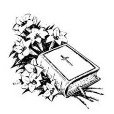 327x327 Church Bulletin Clip Art Black And White 101 Clip Art in 2020 Clip art Free christian Clip art pictures
