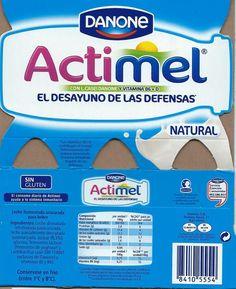 ¿Te defiende el Actimel?
