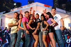 Brainless, inked up and a tan that makes them orange. The makers of Jersey Shore definitely found a way to ruin to image of an entire city by using these drunk and extremely sexual active crew in a reality show,
