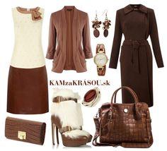 Zababušme sa do teplej hnedej :) #kamzakrasou #sexi #love #jeans #clothes #coat #shoes #fashion #style #outfit #heels #bags #treasure #blouses #dress