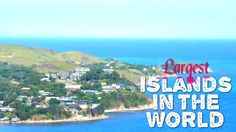 Top 10 Largest Islands In The World | Largest Islands In The World