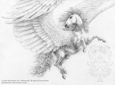 Image result for pegasus breaking the chains