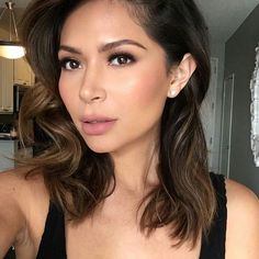 Marianna_hewitt. Glam by patrickta, lashes by ESQIDO. Shop now at www.esqido.com/shop #esqido