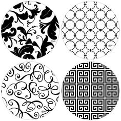 Thirstystone It's All Black and White Coaster | Wayfair.ca Thirstystone occasions coasters are a stylish way to accent any home.