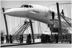 Pre-Production of British/French Concorde