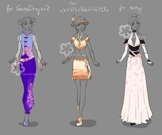 Custom Outfits #9 by Nahemii-san on deviantART- the third