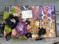 An Eerie Tale ~ Decorated box
