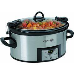 Crock-Pot 6-Quart Programmable Cook  #KitchenDining